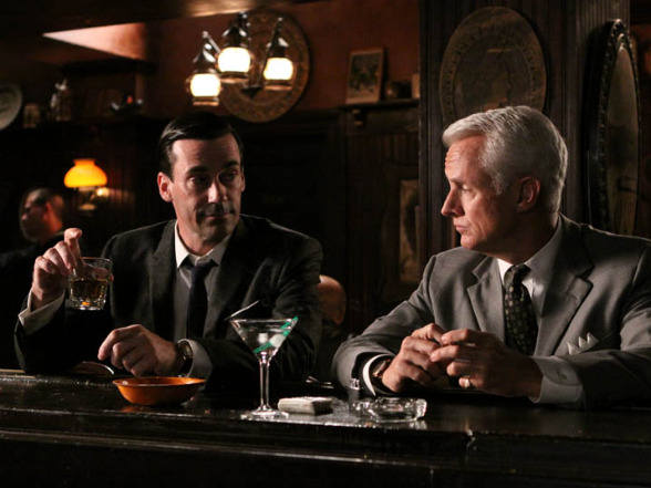 Get your Martini Ready, Mad Men Returns in 2012 | Eric Floresca's (@ ...